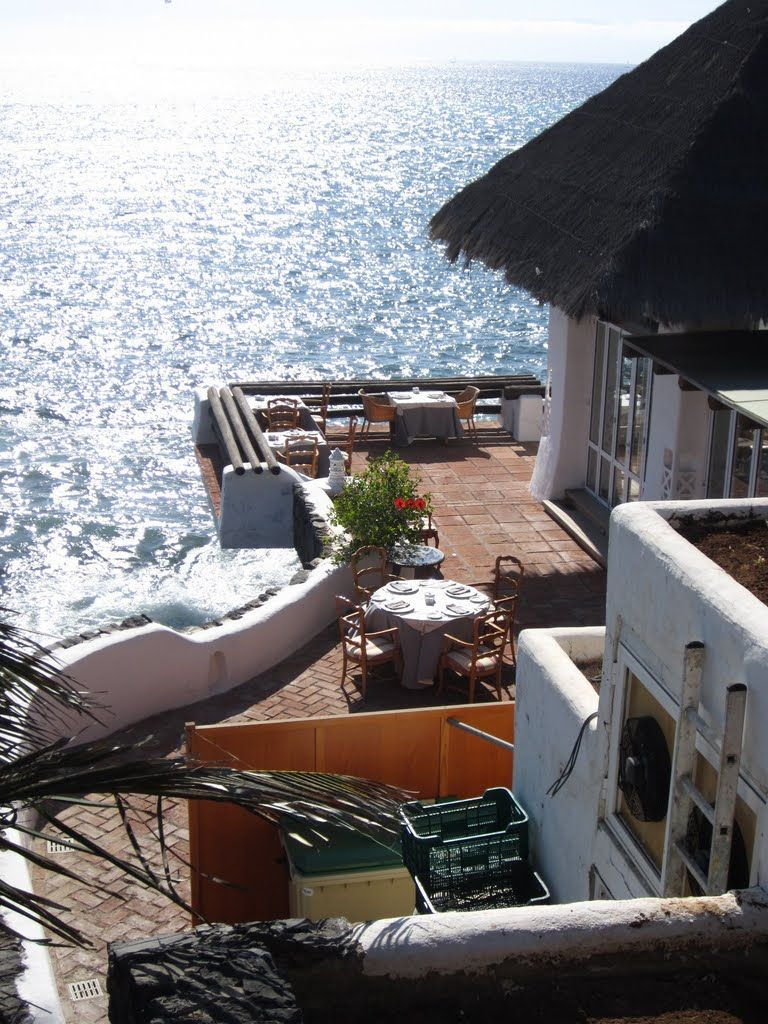Terraza Hotel Jardín Tropical, Costa Adeje Tenerife ... tout Jardin Tropical Tenerife