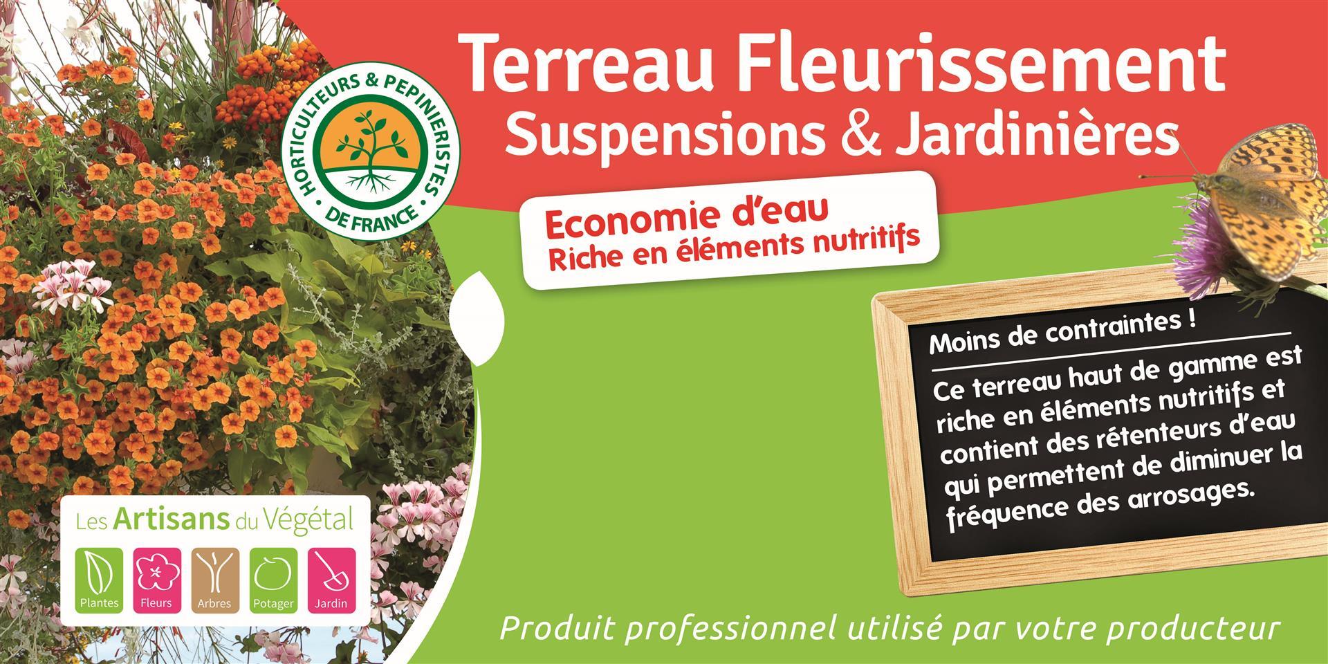 Terreau Fleurissement - Dumona Hpf serapportantà La Potasse Au Jardin
