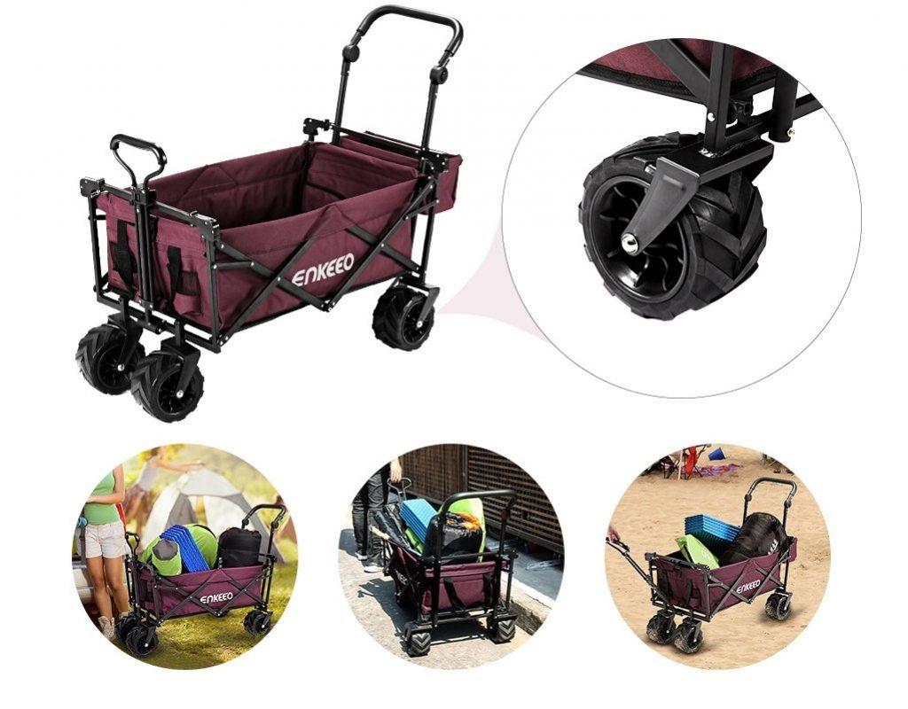 Test De Chariot De Jardin - Meilleur Chariot De Jardin ... concernant Chariot De Jardin 4 Roues