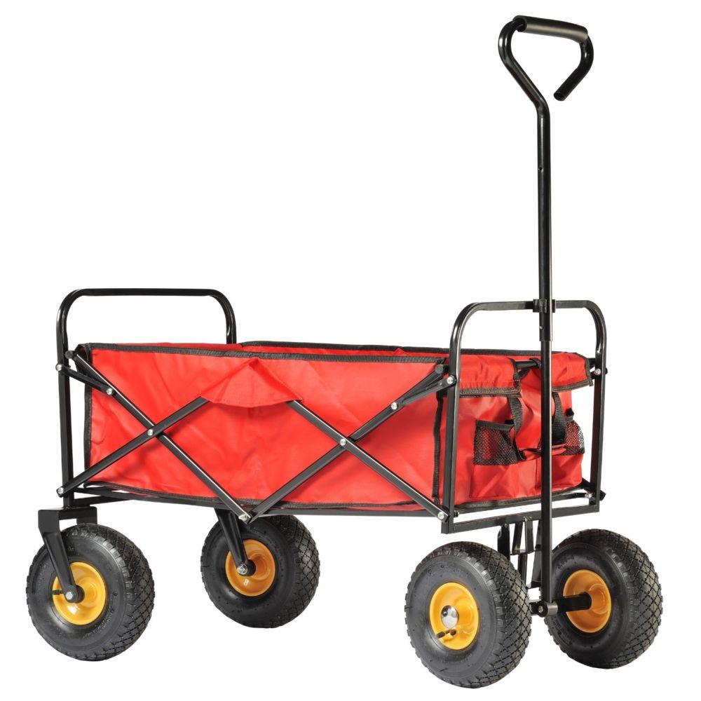 Test De Chariot De Jardin - Meilleur Chariot De Jardin ... encequiconcerne Chariot De Jardin 4 Roues