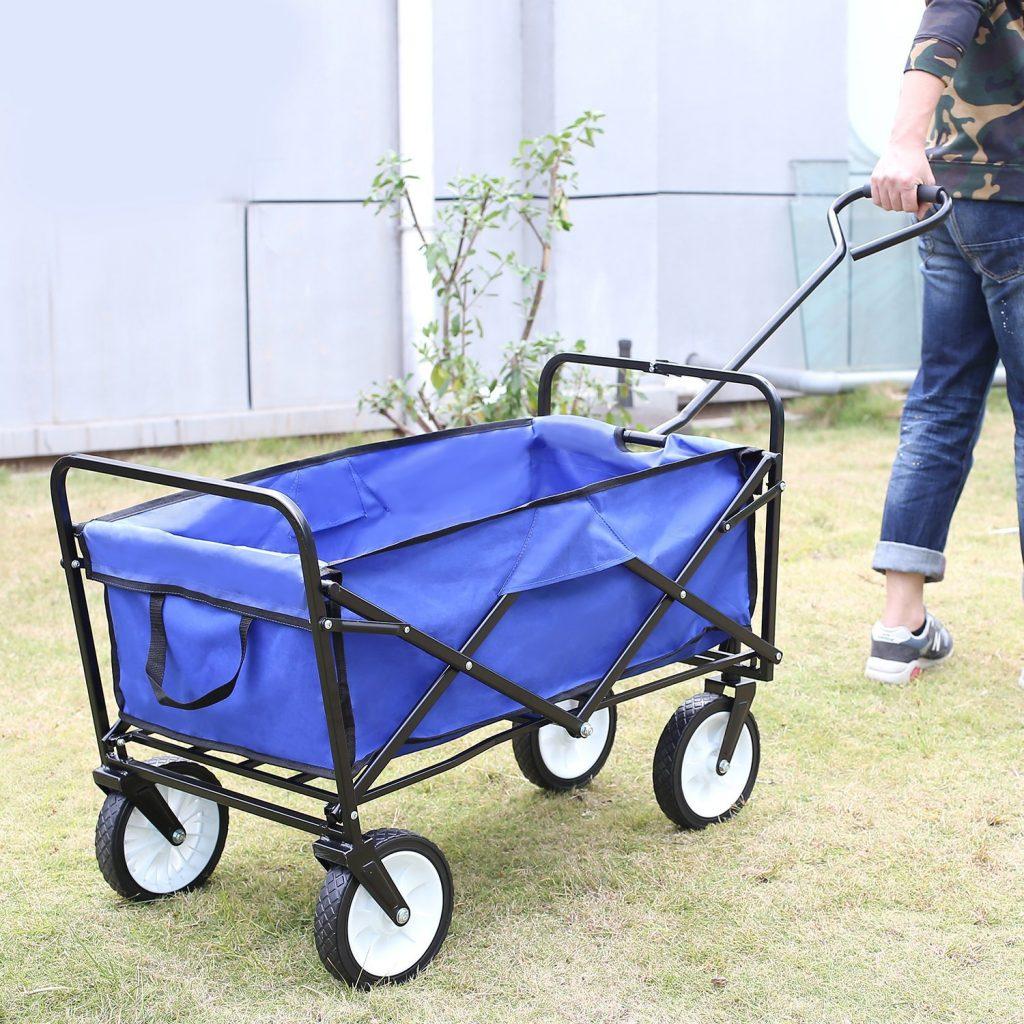 Test De Chariot De Jardin - Meilleur Chariot De Jardin ... pour Chariot De Jardin 4 Roues