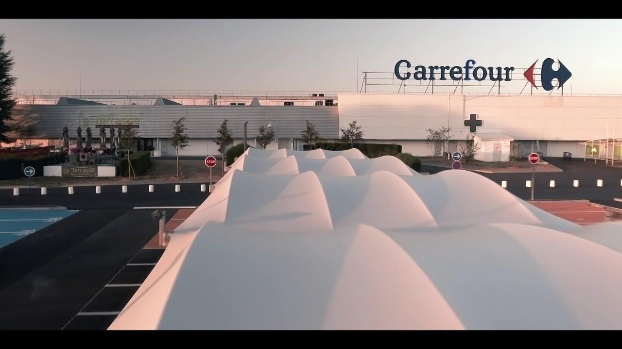 Texabri - Hypermarché Carrefour De Barentin à Abri De Jardin En Bois Carrefour
