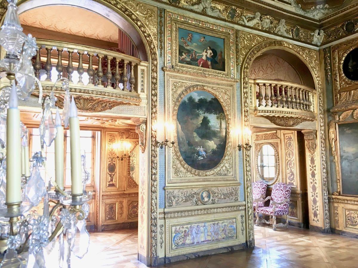 The Hôtel De Lauzun, A Jewel In Paris   Appartement-Jardin ... pour Salon De Jardin Artelia
