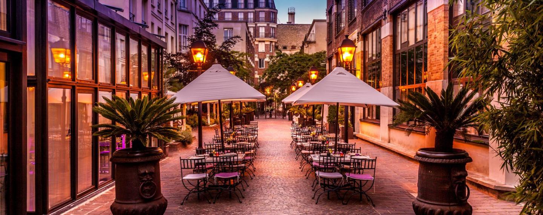 The Jardins Du Marais Paris **** A Gate Collection Hotel | 4 ... à Hotel Jardin Du Luxembourg