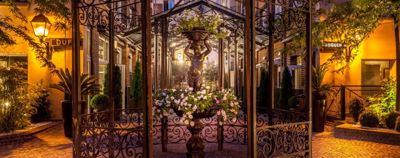 The Jardins Du Marais Paris **** A Gate Collection Hotel | 4 ... tout Jardin Du Marais Hotel Paris