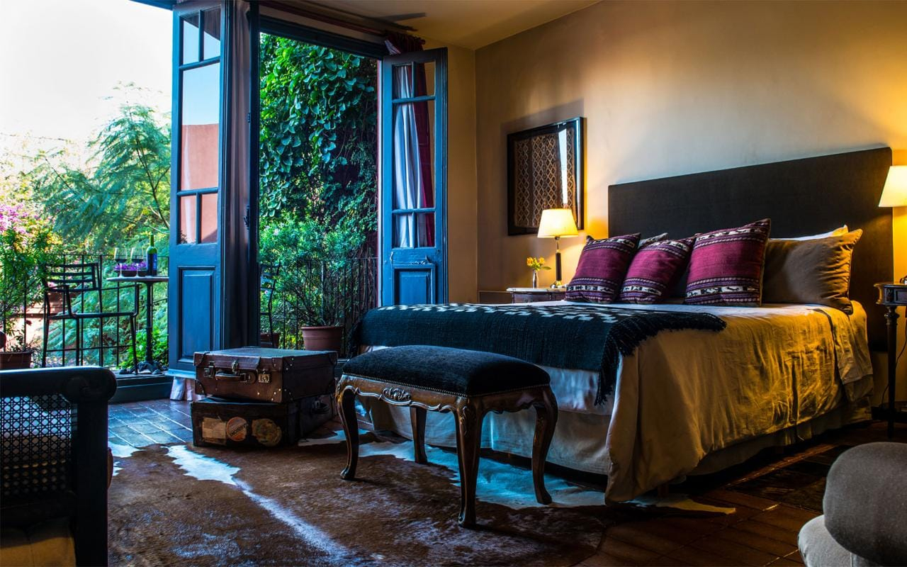 The Most Romantic Hotels In Buenos Aires | Telegraph Travel à Jardin Express Code Promo