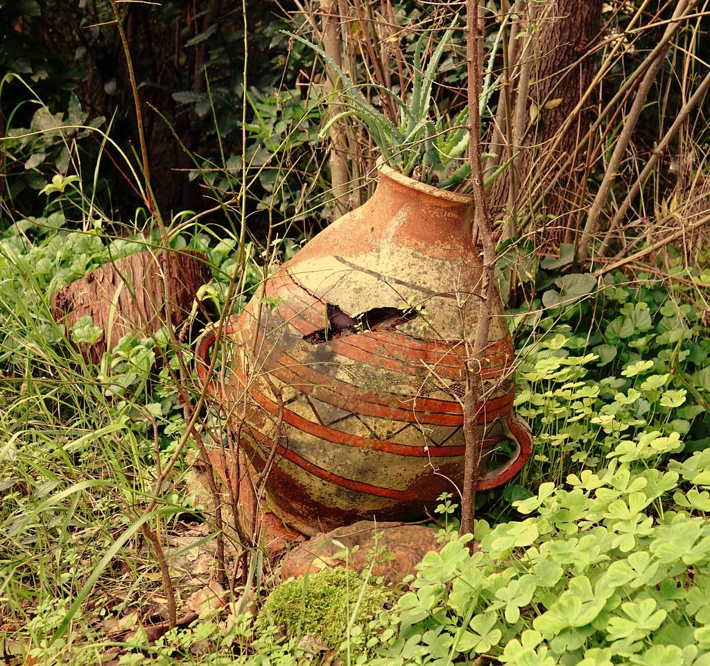 The World's Best Photos Of Naturemorte And Poterie - Flickr ... concernant Jarre De Jardin