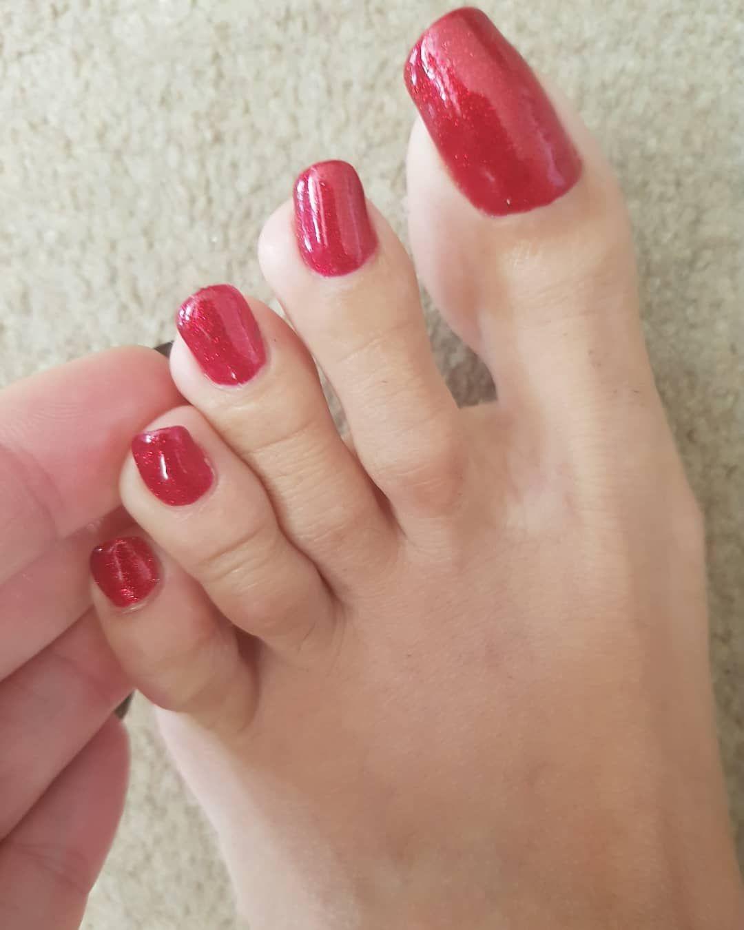 Toestuesday #longtoea #longtoenails #ukfeet tout But De Foot Pour Jardin