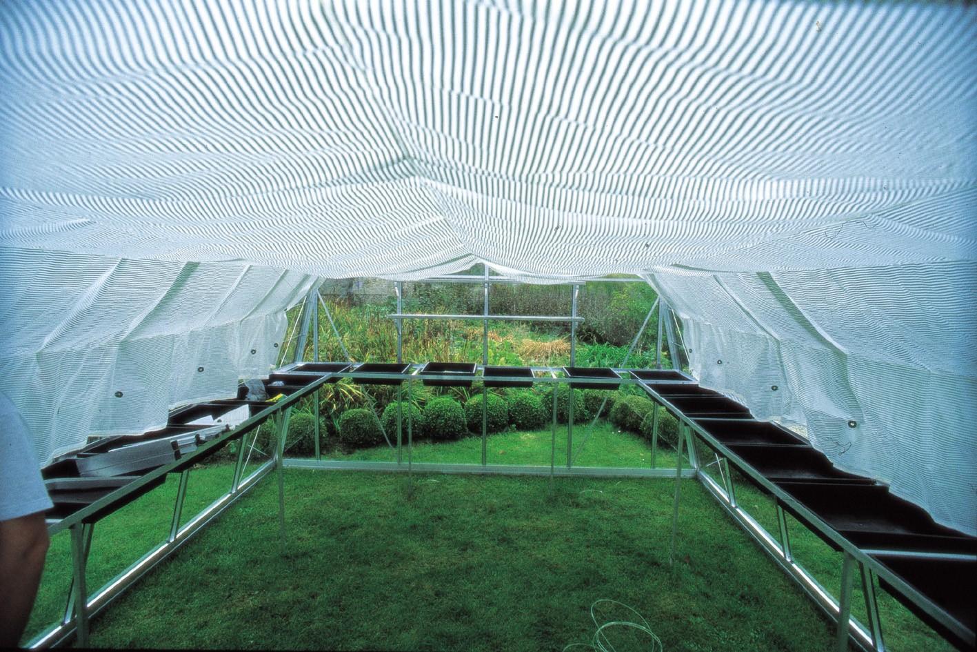 Toile D'ombrage Acd Prestige S106 - Accessoires Serres ... intérieur Fonctionnement D Une Serre De Jardin