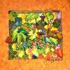 Tonnelle Painting By Anne Reymond | Artmajeur dedans Tonelle De Jardin