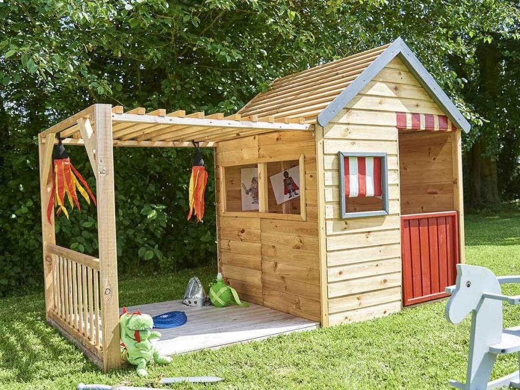 Top 13 => Meilleure Cabane & Maisonnette En Bois Pour Enfant ... concernant Maison De Jardin Pour Enfants
