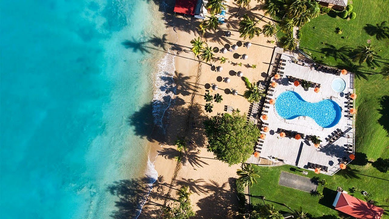 Top10 Recommended Hotels 2019 In Deshaies, Guadeloupe destiné Au Jardin Des Colibris