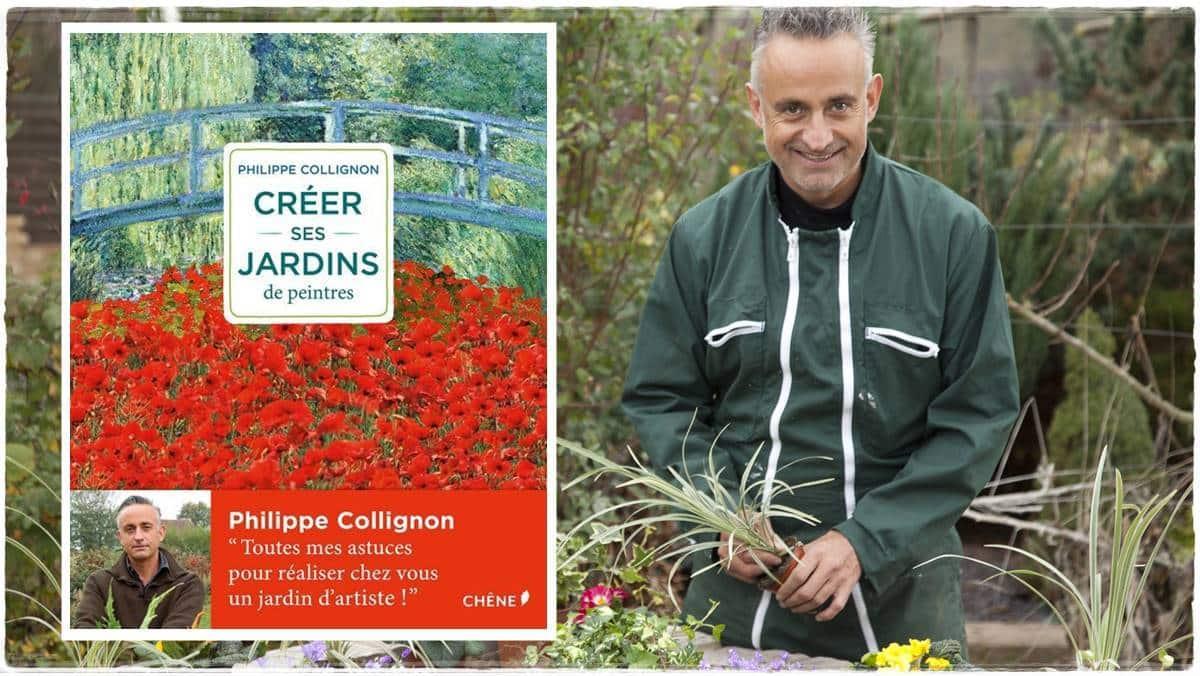 Tous Les Secrets De Philippe Collignon Pour Réaliser Un ... dedans Faire Un Jardin Pour Les Nuls