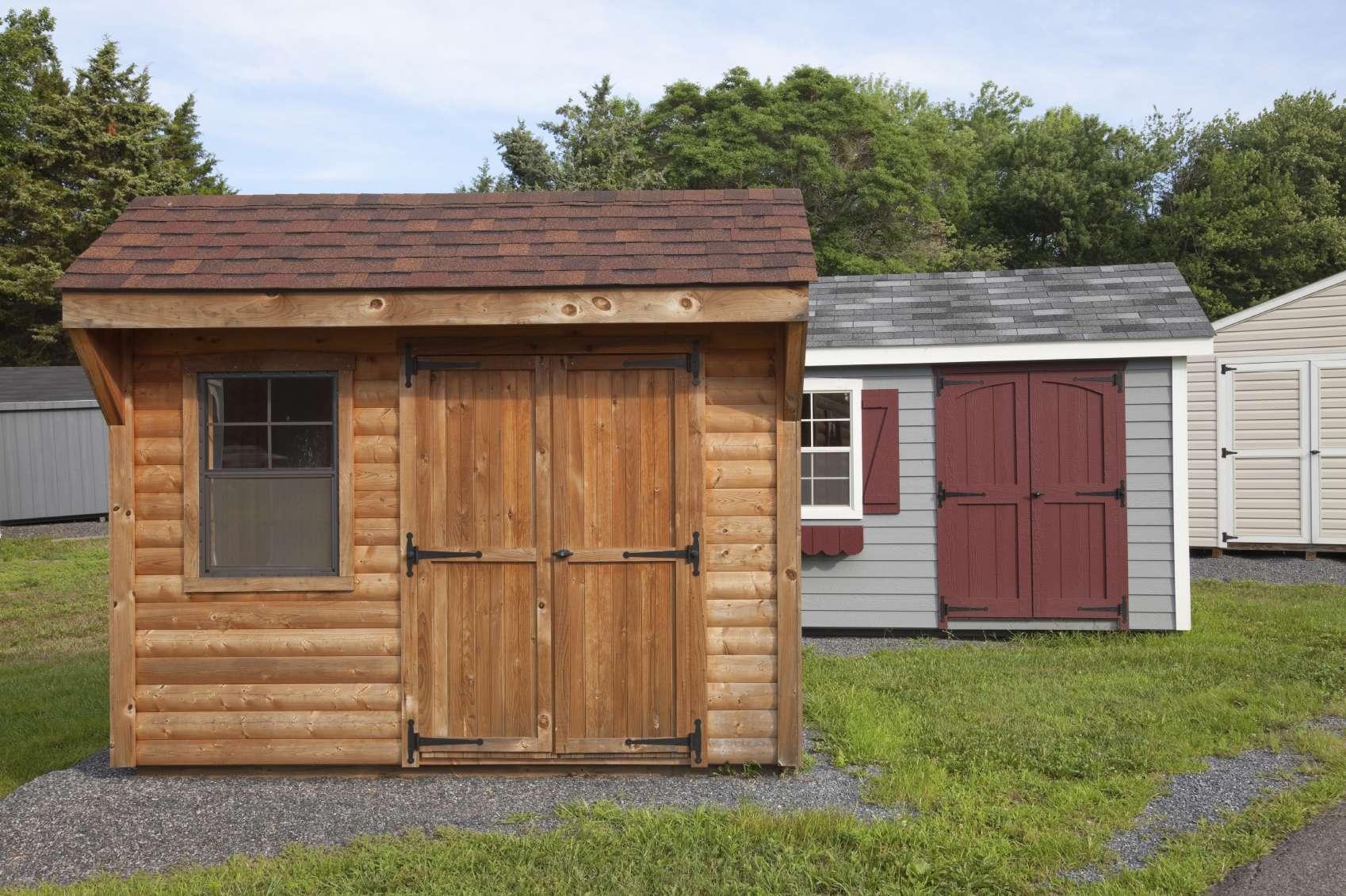 Tout Pour Construire Votre Abri De Jardin | Pratique.fr serapportantà Construire Une Cabane De Jardin