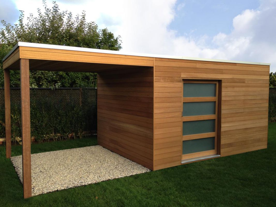 Tout Savoir Sur L'installation D'un Abri De Jardin intérieur Comment Construire Son Abri De Jardin