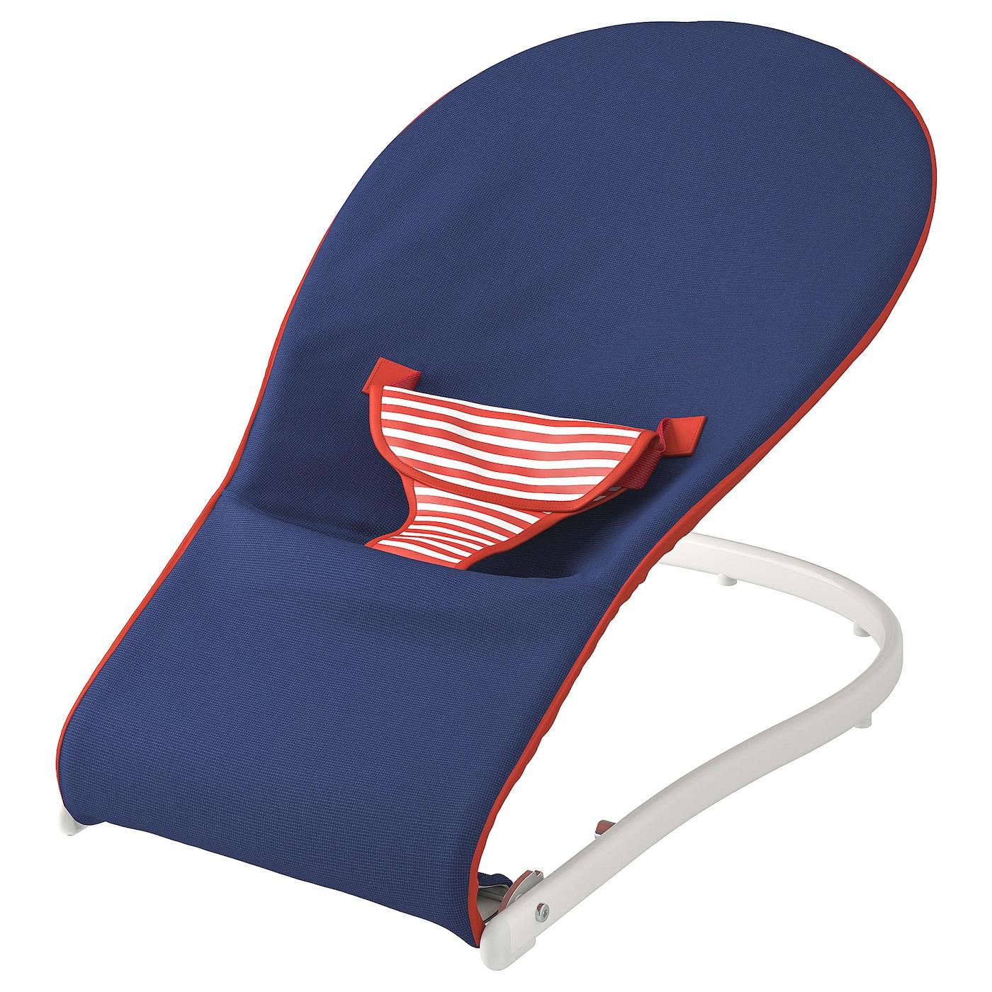 Tovig Transat Bébé - Bleu, Rouge tout Transat Jardin Ikea