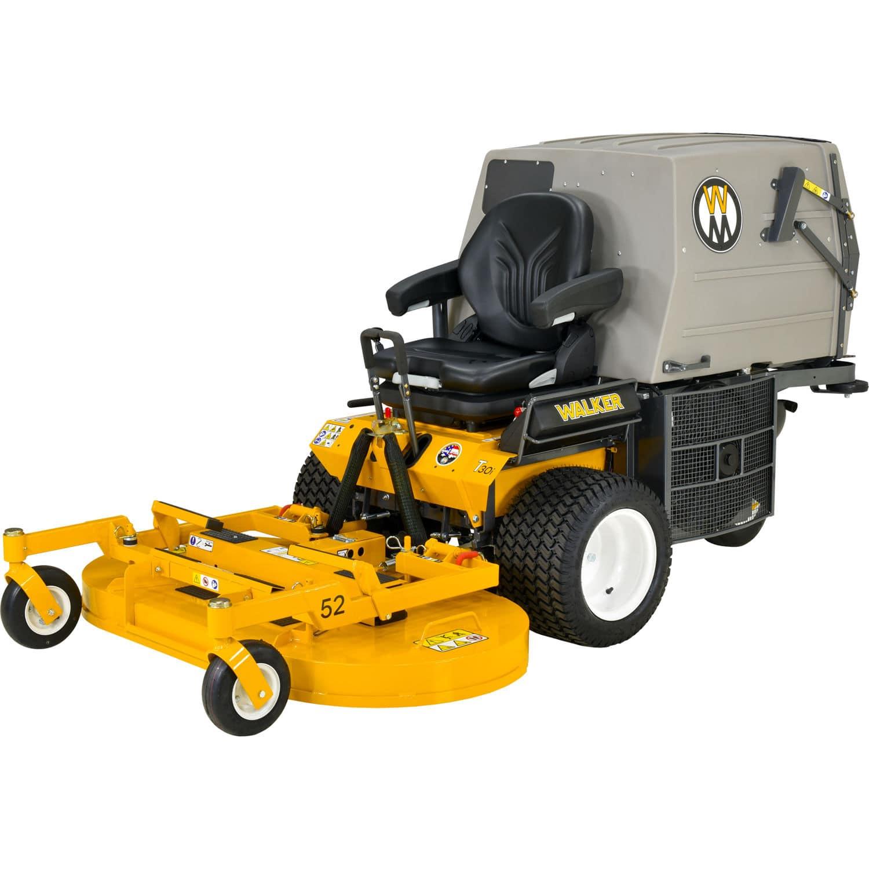 Tracteur De Jardin / À Essence / Autotractée T30I Walker Manufacturing  (Rapp. Da Sidan) encequiconcerne Faucheuse Jardin