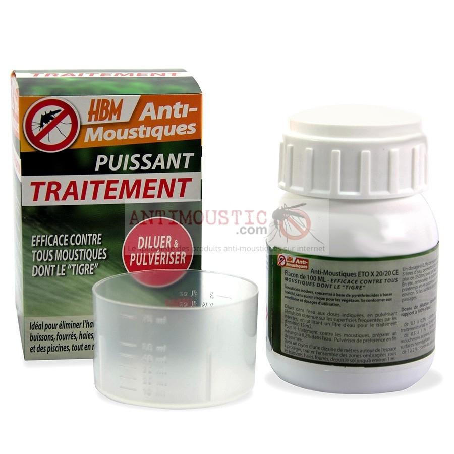 Traitement Anti-Moustiques À Pulvériser Eto X 20/20 Ce ... concernant Insecticide Moustique Jardin