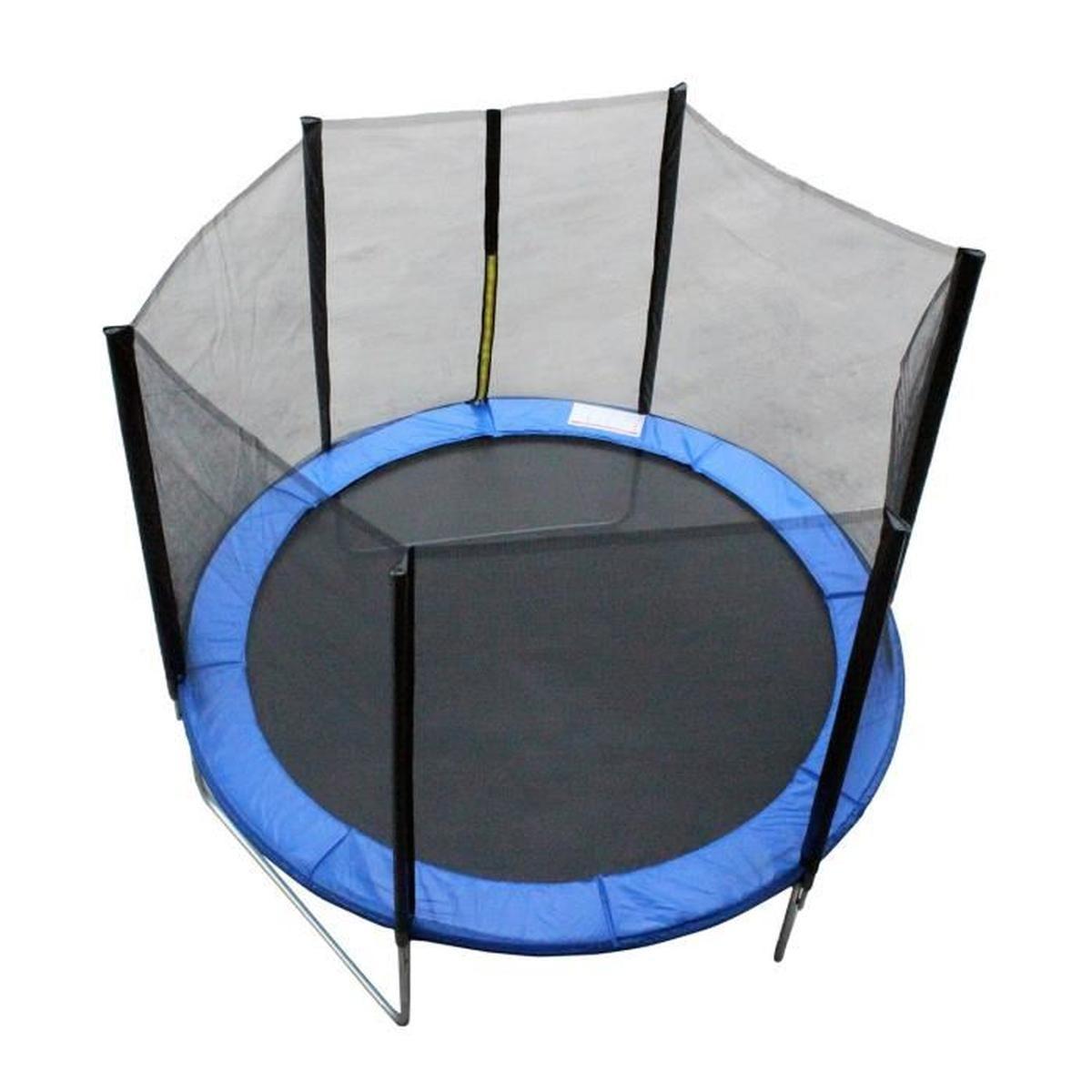 Trampoline Concept Usine concernant Trampoline Habitat Et Jardin