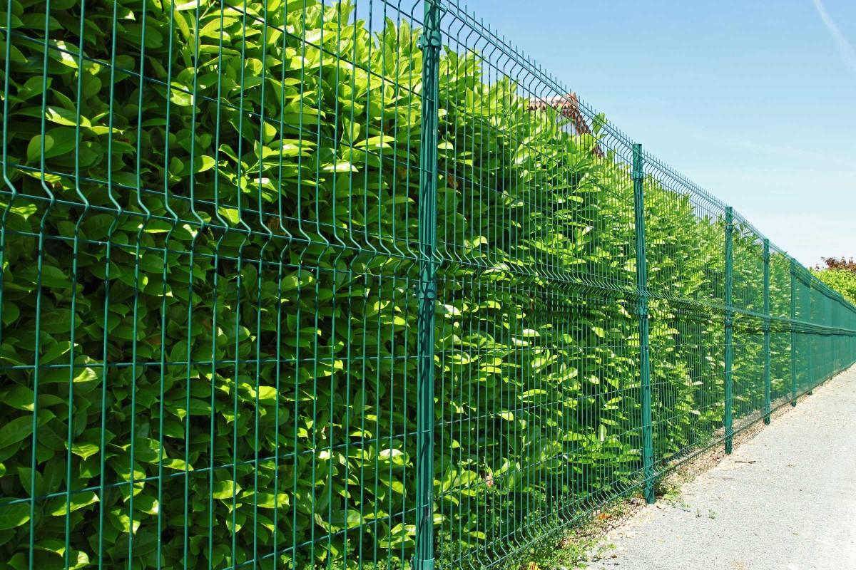 Travaux Dans La Cour Et Le Jardin | Services De Hornbach ... serapportantà Cloture Jardin Luxembourg