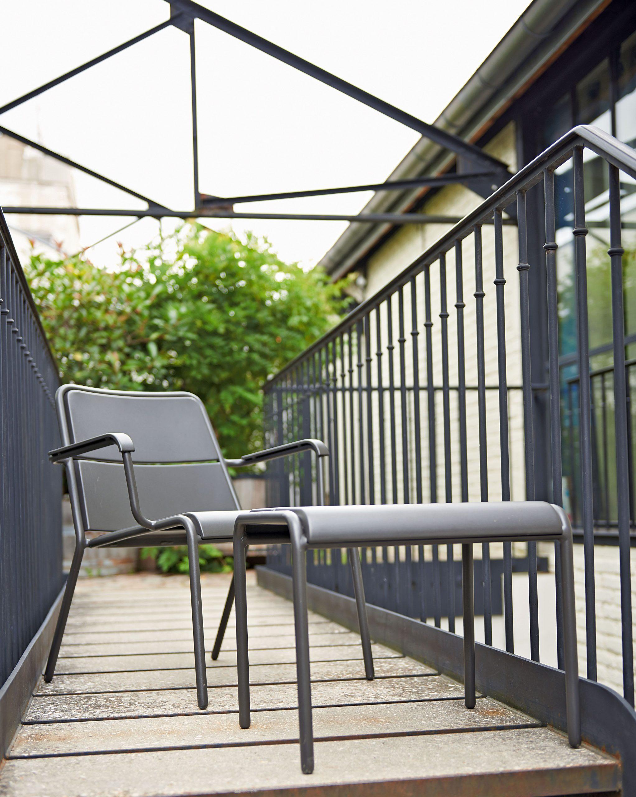 Truffaut Design Est La Nouvelle Marque De Mobilier De ... intérieur Truffaut Table De Jardin