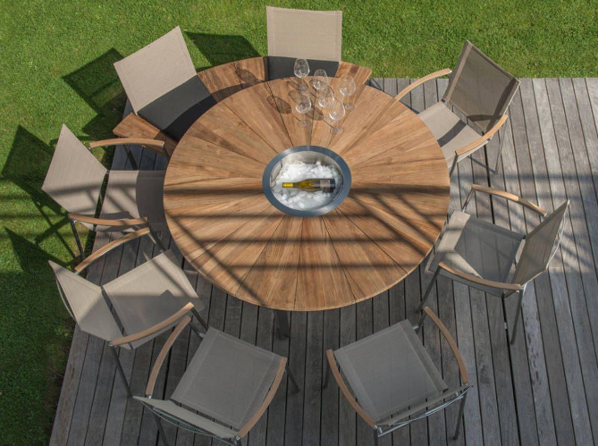 Truffaut : La Collection Jardin 2016   Table De Jardin ... à Truffaut Table De Jardin
