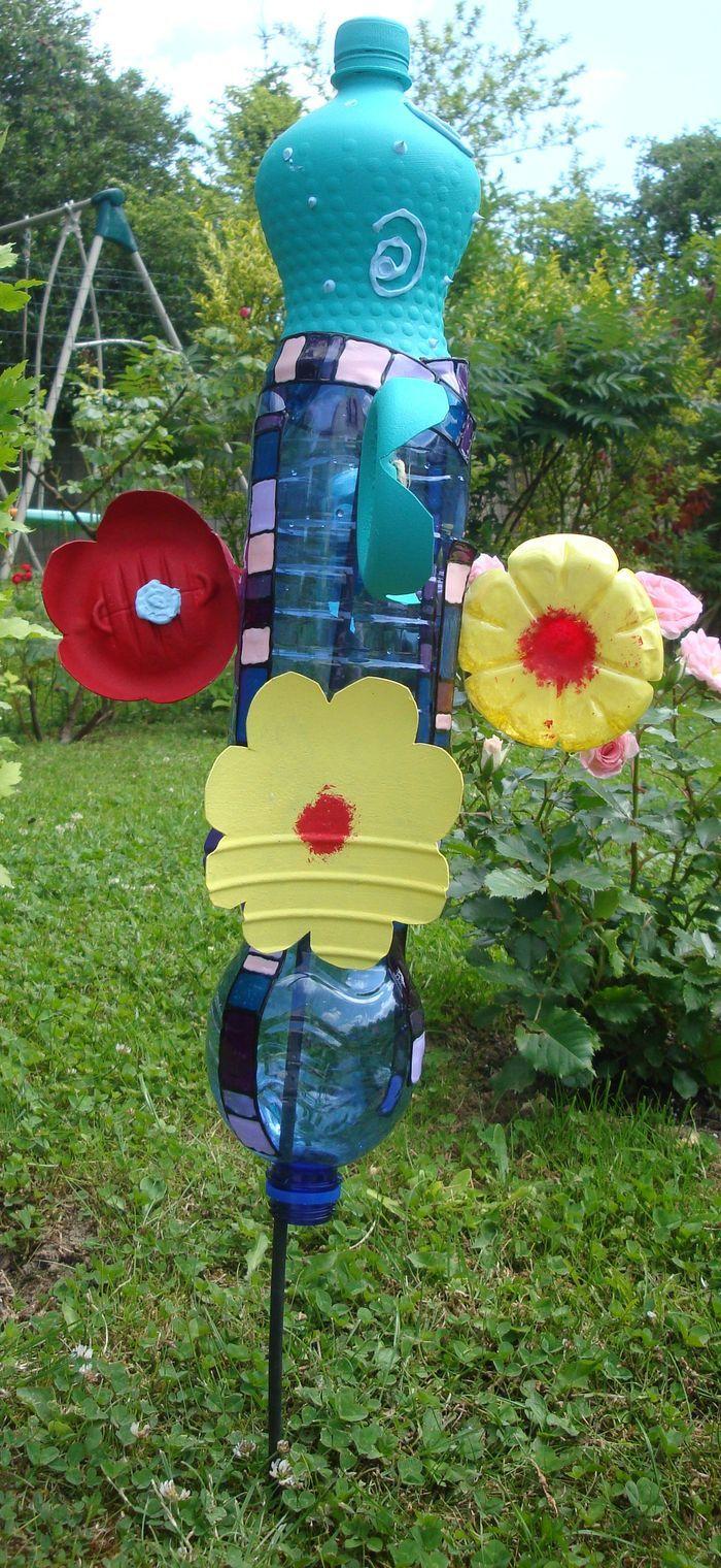 Tutoriel Atelier Enfant : Fabriquer Un Moulin À Vent ... dedans Fabriquer Un Moulin À Vent De Jardin