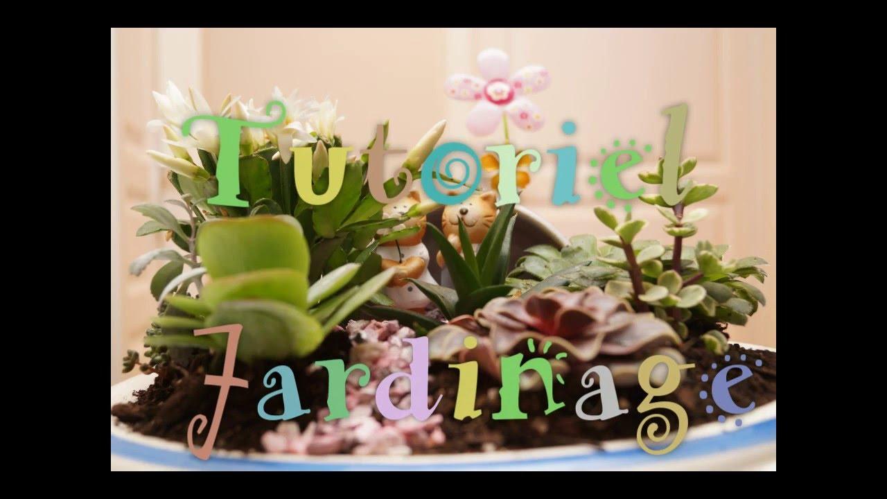 Tutoriel Jardinage : Un Mini Jardin Pour Les Nuls dedans Jardiner Pour Les Nuls