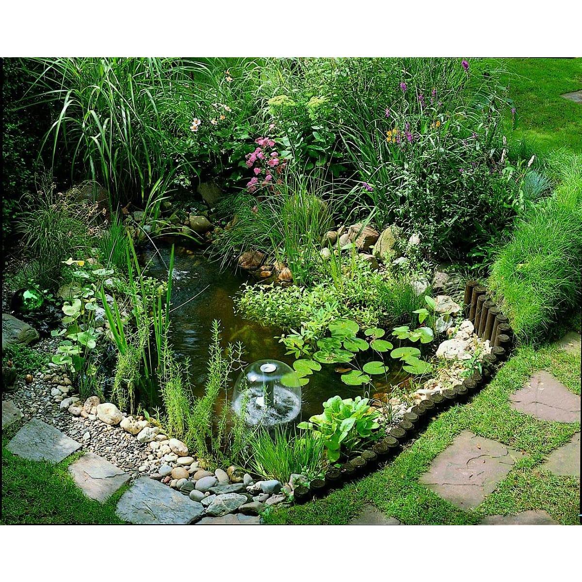 Ubbink Kit Bassin De Jardin 500 Litres concernant Kit Bassin Jardin