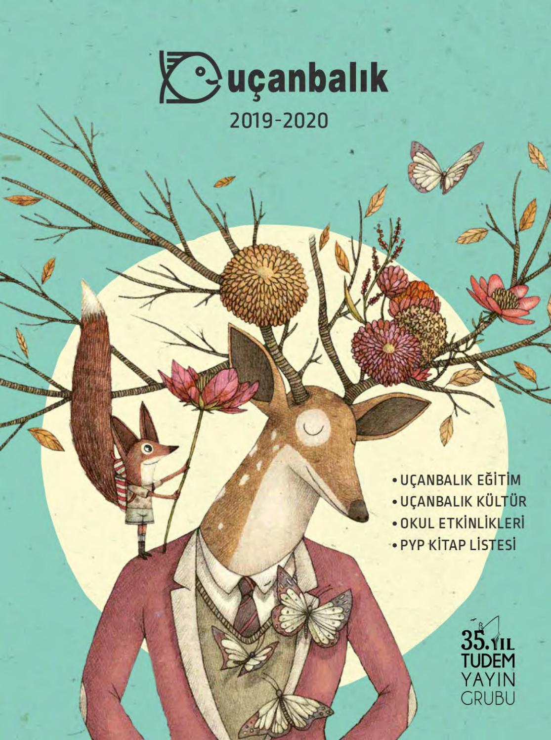 Uçanbaalık Yayın Kataloğu 2019 - 2020 By Tudem - Issuu intérieur Creer Un Jardin Sec