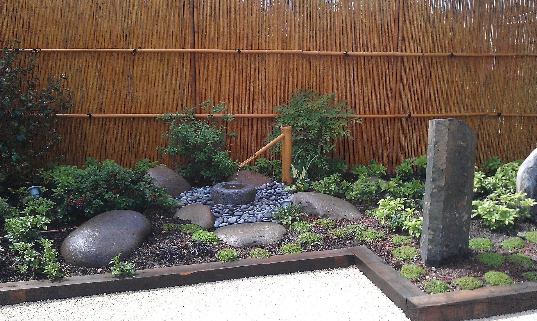 Un Jardin À La Japonaise | Petit Jardin Japonais, Jardin ... à Creer Un Petit Jardin Zen
