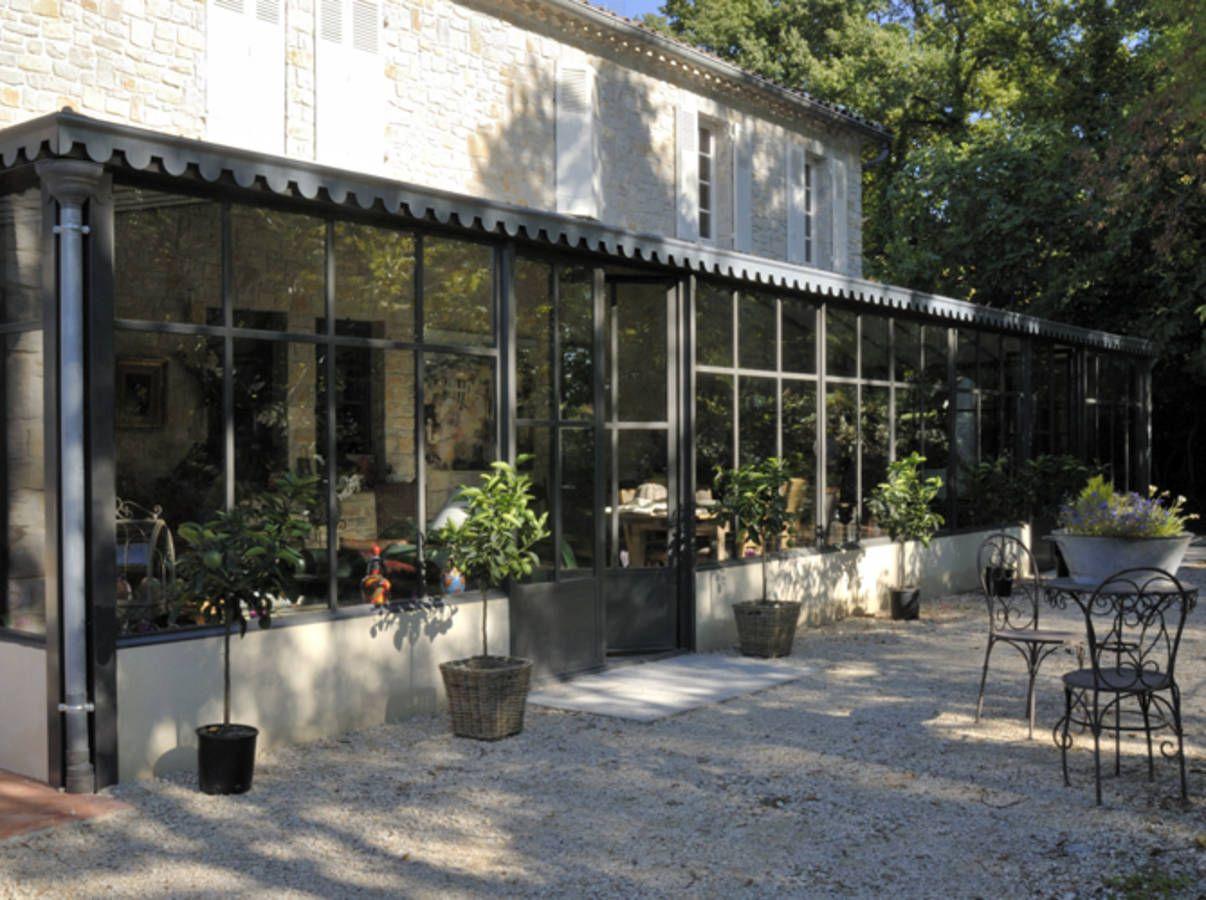 Un Jardin Au Cœur De L'hiver | Jardin Intérieur, Jardin D ... serapportantà Verriere Jardin