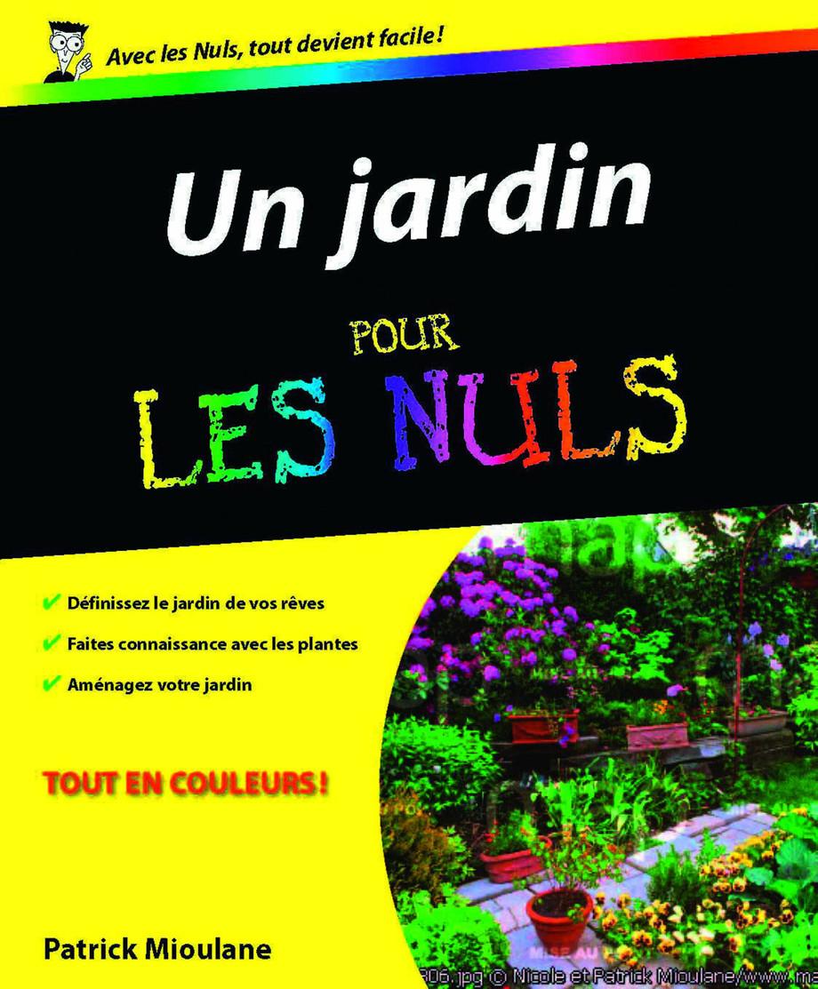 Un Jardin Pour Les Nuls encequiconcerne Jardiner Pour Les Nuls