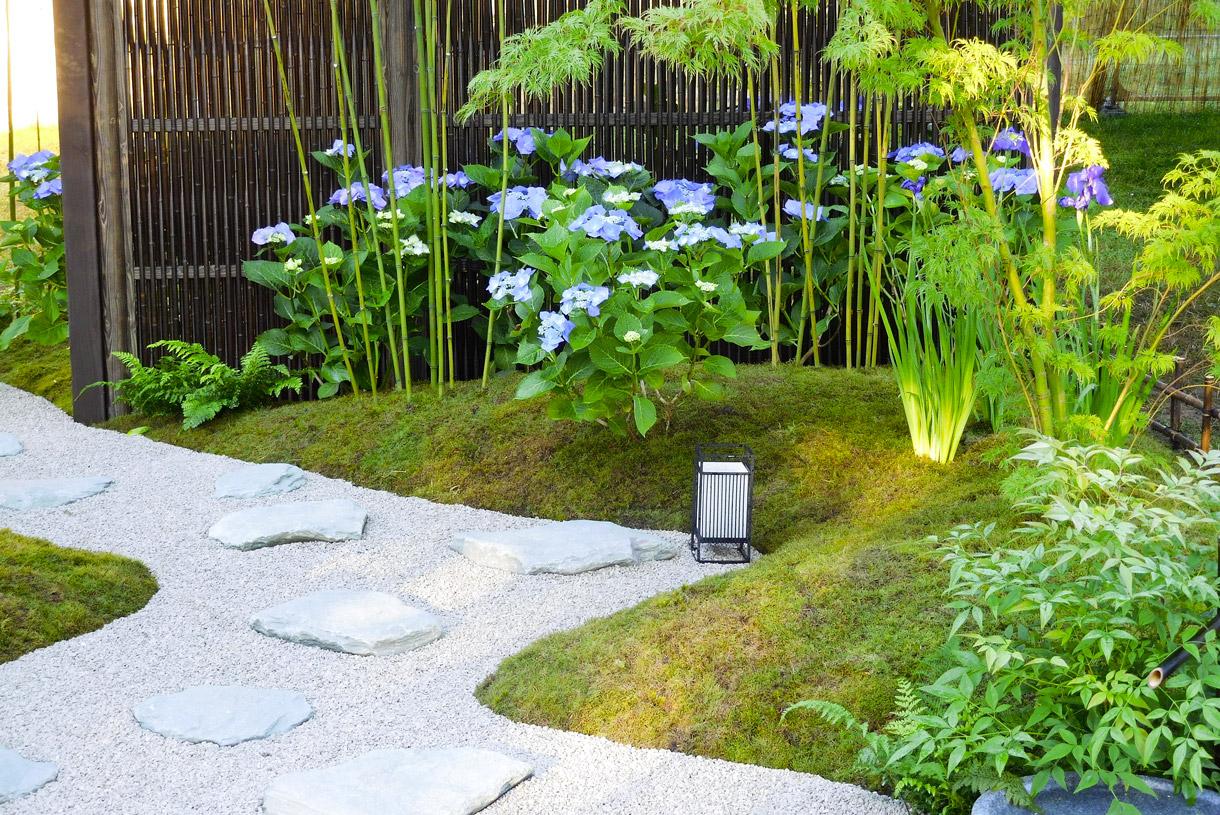 Un Jardin Zen Inspiré Des Temples Japonais – Détente Jardin encequiconcerne Plantes Pour Jardin Japonais