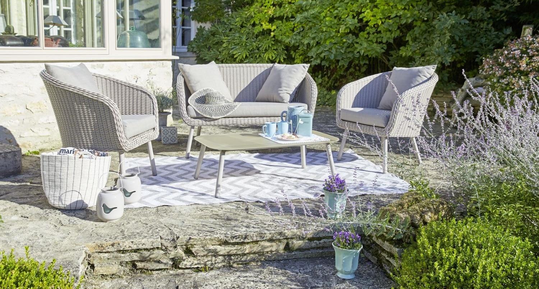 Un Salon De Jardin Romantique De 500€ À Gagner ! dedans Salon De Jardin Romantique