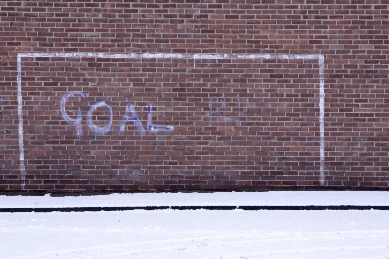 Une Cage De Football Dans Mon Jardin | La Pause Jardin pour But De Foot Pour Jardin