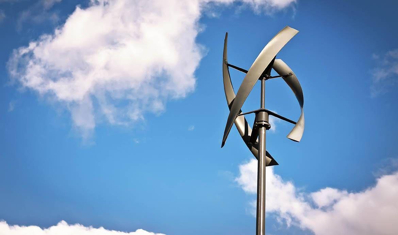 Une Éolienne Domestique De Jardin - Produire Son Électricité ... pour Eolienne De Jardin
