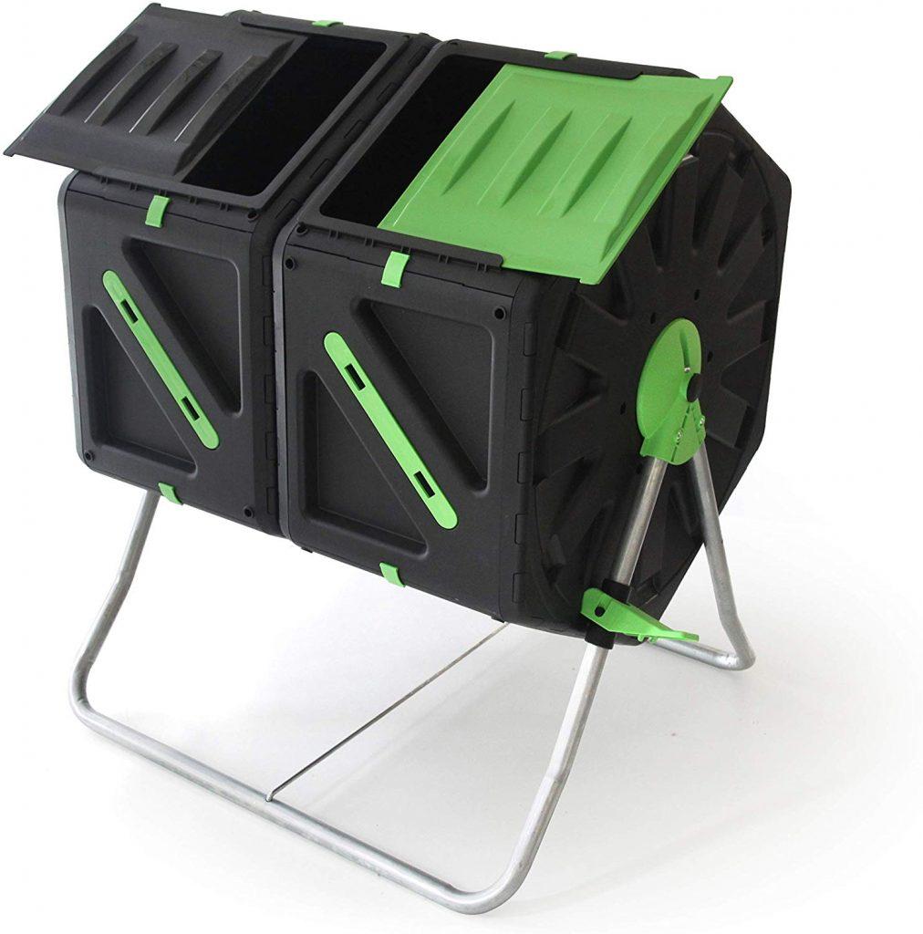 Upp Tonneau Composteur Rotatif Avis Et Test : Un Bon Choix ? tout Composteur De Jardin