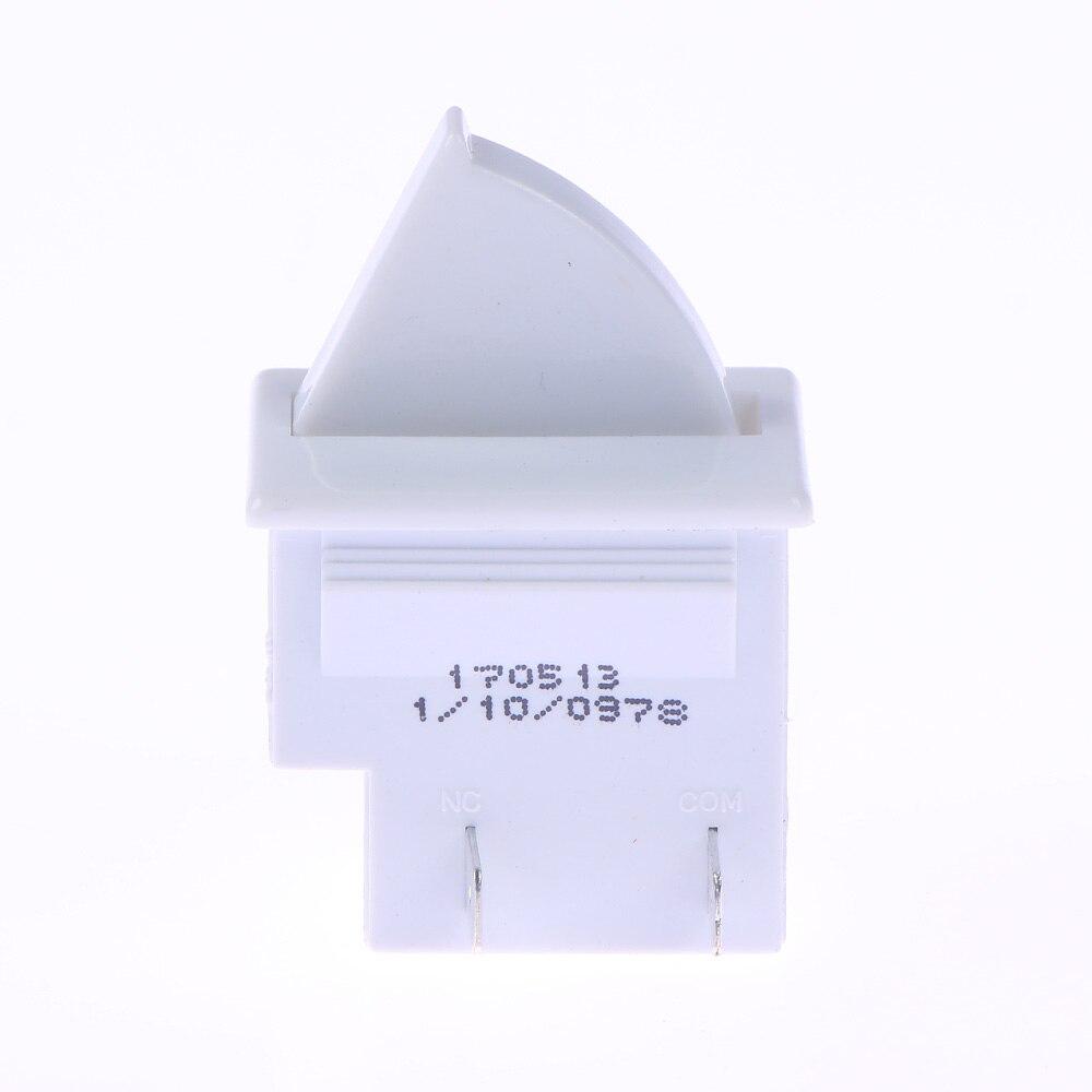 Us $1.08 16% Off Işıklar Ve Aydınlatma'ten Anahtarlar'de 1 Adet 2Pin  Buzdolabı Kapı Lambası Işık Anahtarı Buzdolabı Yedek Parça Mutfak Ac 5A 125  V ... destiné Materiel De Jardin Discount