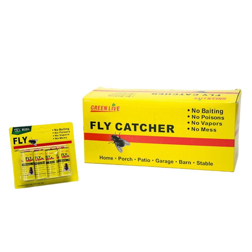 Us $3.82 17% Off|Ev Ve Bahçe'ten Tuzaklar'de Böcek Böcek Sinek Tutkallı  Kağıt Catcher Tuzak Şerit Şerit Yapışkan Dosyaları Haşere Kontrolü Toptan  16 ... à Fly Mobilier De Jardin
