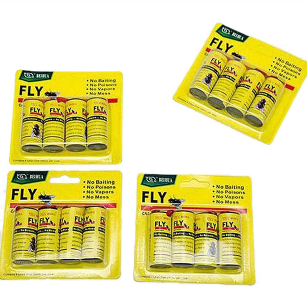 Us $3.82 17% Off|Ev Ve Bahçe'ten Tuzaklar'de Böcek Böcek Sinek Tutkallı  Kağıt Catcher Tuzak Şerit Şerit Yapışkan Dosyaları Haşere Kontrolü Toptan  16 ... encequiconcerne Fly Mobilier De Jardin