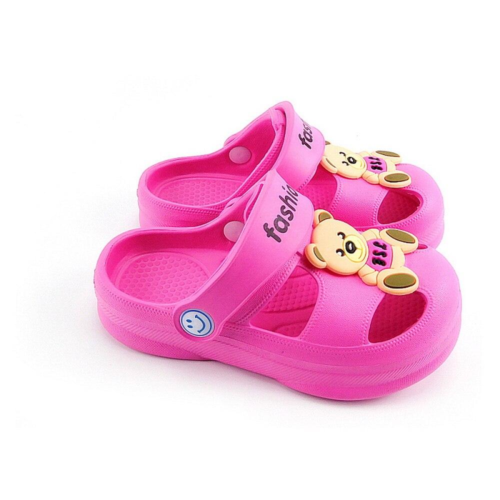 Us $4.24 20% Off|Sabots De Jardin Real 2020 New Children's Cave Shoes Tow  Jelly Slippers Eva Clogs Environmentally Friendly Garden Kids Holes-In  Mules ... destiné Sabot De Jardin