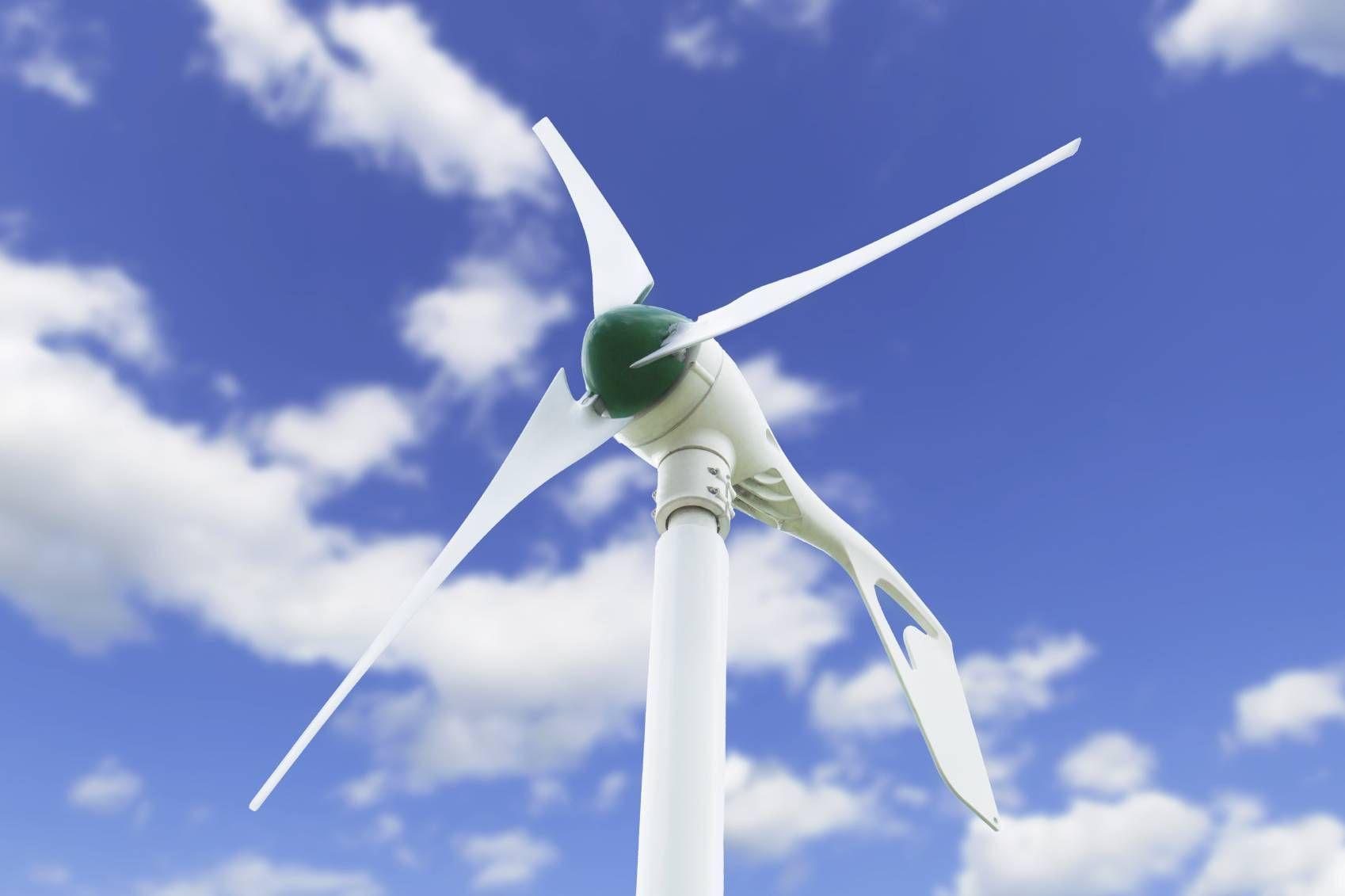 Utiliser Une Énergie Éolienne : Les Réglementations En ... dedans Construire Une Eolienne De Jardin