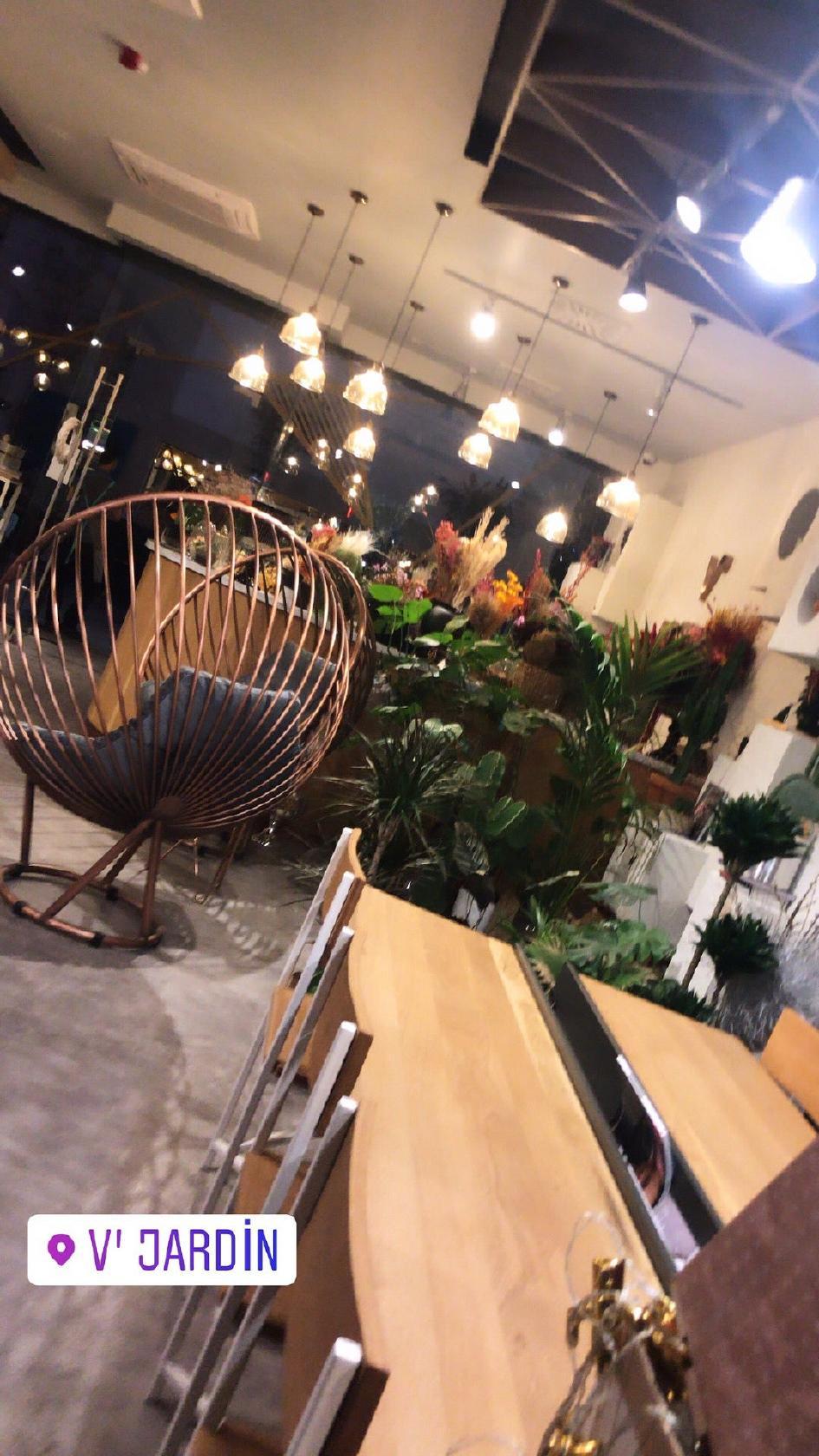 V Jardin Ankara, Ankara - Restaurant Reviews pour Transate Jardin