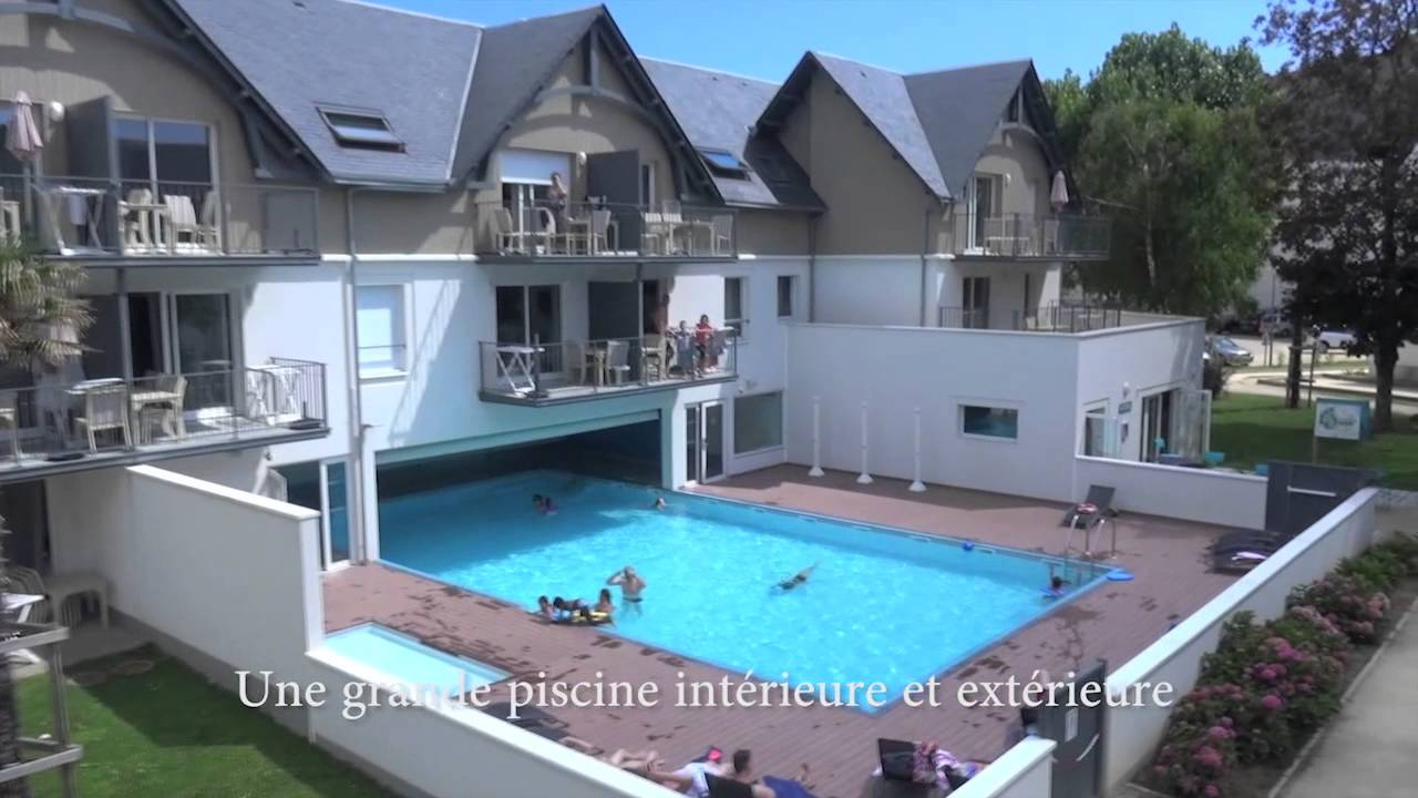 Vacances Bleues - Résidence **** Les Jardins D'arvor À Benodet destiné Les Jardins D Arvor Benodet