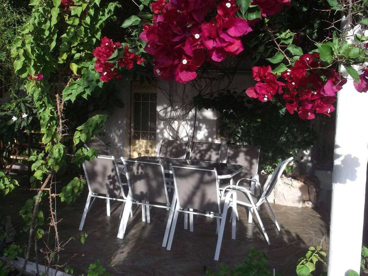 Vacation Home Au Pied De La Falaise Rouge, Leonidio, Greece ... avec Velo Deco Jardin