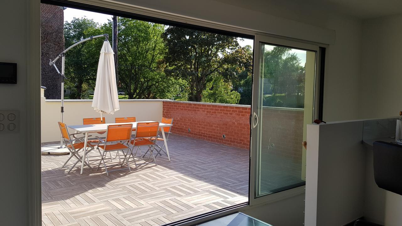 Vacation Home Le Jardin Minelle, Arras, France - Booking dedans Hyper U Salon De Jardin