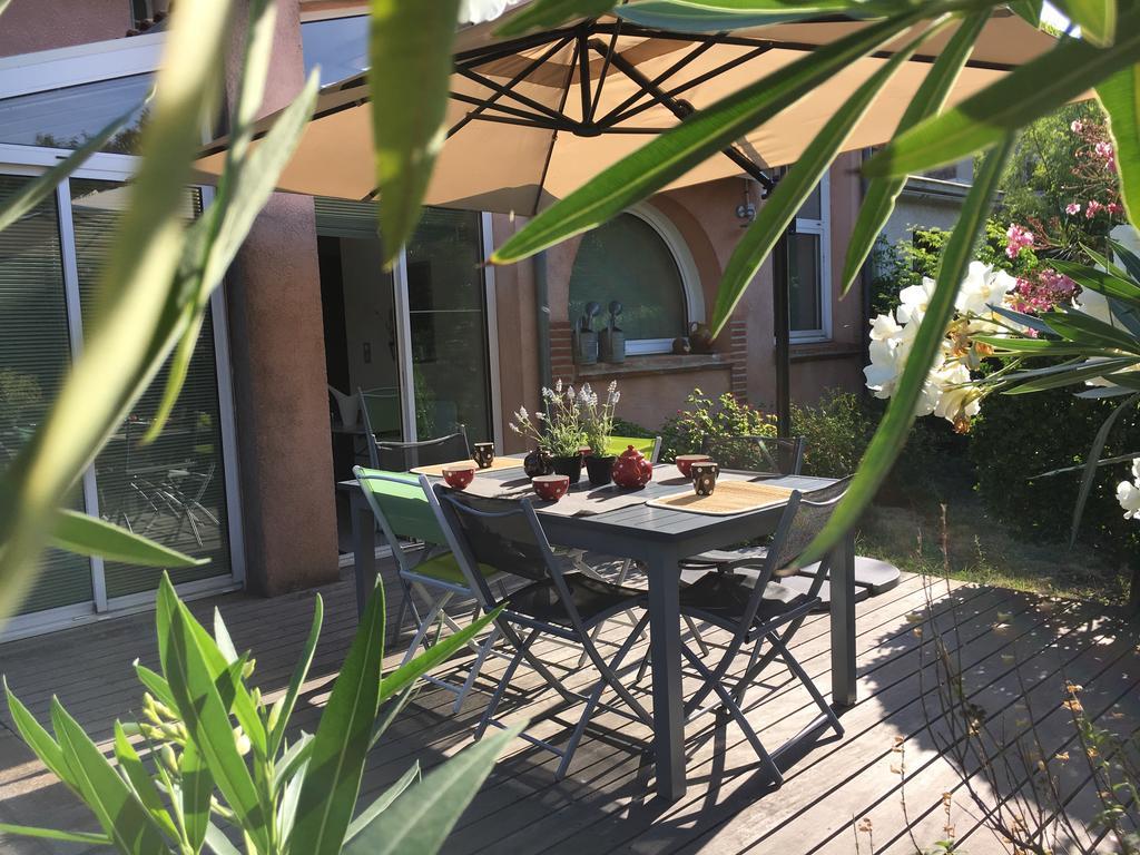 Vacation Home Maison Au Calme Avec Jardin Proche Centre ... destiné Location Maison Jardin Toulouse