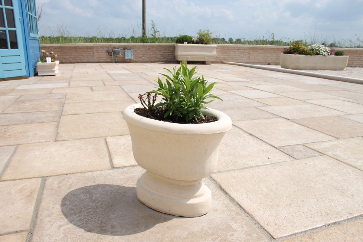 Vasque De Jardin Sur Pied Modèle 19 - .pierre-Alentour.fr encequiconcerne Vasque Jardin Pierre