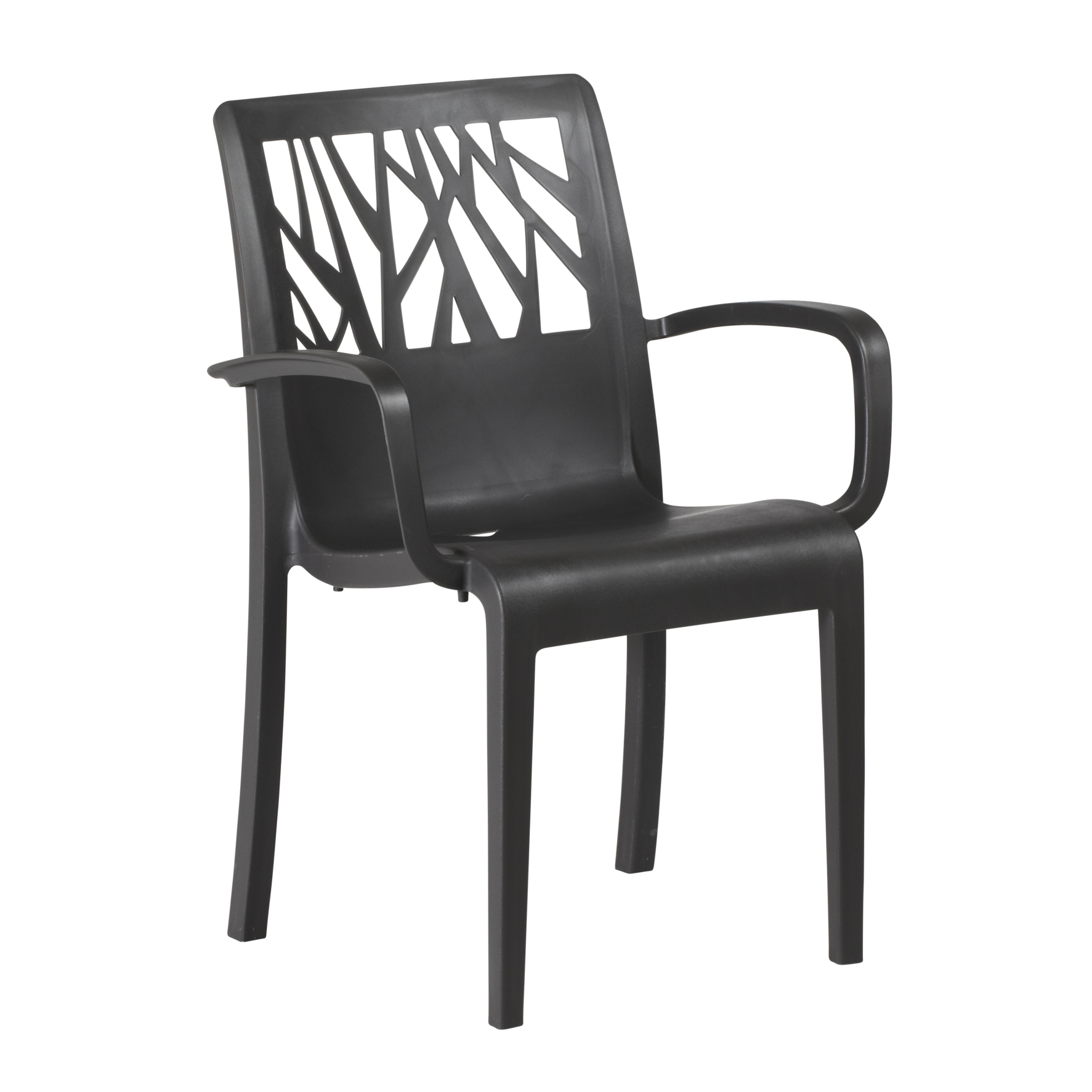 Vegetal Garden Chair | Grosfillex destiné Fauteuil De Jardin Grosfillex